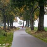 Droga ze Strączna na Chwiram