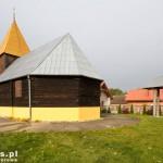 Wołowe Lasy. Kościół p.w. Świętej Trójcy