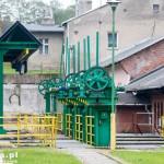 Jedna z najstarszych elektrowni wodnych w Polsce