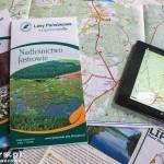 Mapy papierowe w skali 1:50 000 oraz w wydaniu cyfrowym na urządzenia mobilne.