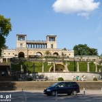 Poczdam – Nowa Oranżeria Orangerieschloss lub Neue Orangerie – neorenesansowy pałac w północnej części parku Sanssouci
