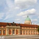 Masztalarnia poczdamskiego pałacu miejskiego Marstall des Stadtschlosses