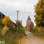 Marcinkowice. Gotycki kościół