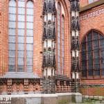 Stargard Szczeciński. Kolegiata NMP – zbliżenie na detale