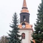 Dolice. Kościół