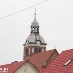 Krzęcin. Kościół pw. św. Jana Chrzciciela z 1910 r. Już po 4 musimy cisnąć