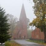 Łasko. Kościół