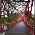 Tegel – nitowany most portowy – Sechserbrücke
