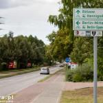 Henningsdorf u zbiegu kilku szlaków rowerowych
