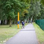 Droga muru berlińskiego, punkt kontrolny czystości wody