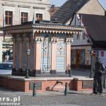 Grodzisk Wielkopolski. Ujęcie wody, studnia św. Bernarda