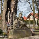 Grodzisk Wielkopolski – w parku miejskim