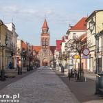 Grodzisk Wielkopolski – deptak