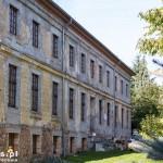 Budziszewko. Pałac z pocz. XIX w