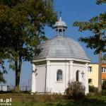 Wojnowo. Ośmioboczna kaplica kopułowa