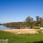 Jezioro Jarosławskie – plaża