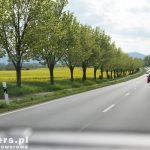 W drodze do Żytawy – wzdłuż drogi ściągnie się ścieżka rowerowa