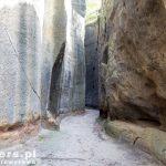 Ściany klasztoru