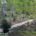 Cmentarz na górze Oybin – jedyny w miejscowości