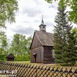 Sprey – drewniany kościół