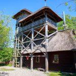 Ostoja Świdwie – wieża widokowa, stacja ornitologiczna