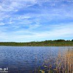 Jezioro Stolsko. W latach 90 wydobyto zestrzelony samolot B-17G z okresu II wojny