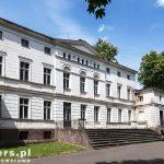Rakoniewice – eklektyczny pałac Czarneckich