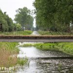 Mostek na kanale Obry