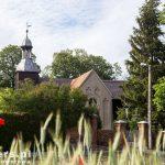 Prochy. Drewniany kościół św. Mikołaja