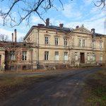 Łukowo – pałac