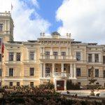 Biedrusko. Odnowiony pałac prezentuje się znakomicie