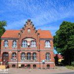 Drawno – budynek poczty polskiej z drugiej połowy XIXw