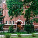 Niemieńsko. Pałac wybudowany w latach 1922-30 w stylu neorenesansu niemieckiego