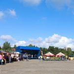 Gościnne Borne Sulinowo – staje się miejscem wielu cyklicznych imprez. Tu  Tragi Chleba i Miodu