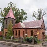 Kościół  p.w. Piotra i Pawła Apostoła z 1866 r. w Piławie