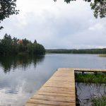 Widok na jezioro Strzeszyno