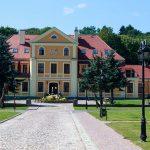 Rymań. Pałac