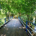 Most w Czartkowie na rzece Mołstowa