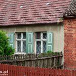 Radęcin. Stary dom