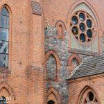 Głusko kościół z połowy XIXw.