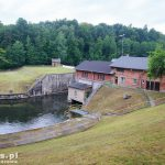 W 1896 roku rozpoczęto budowę elektrowni wodnej w Kamiennej