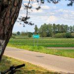 Zielony szlak rowerowy to TTR-N
