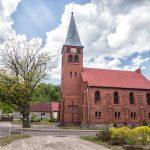 Radolin. Kościół z 1893