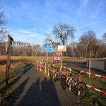 Grodziski Szlak Pielgrzyma. Ale co to koniec ciągu pieszo-rowerowego?