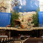 Żłóbek bożonarodzeniowy w klasztorze