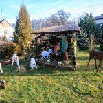 Dakowy Mokre i akcenty świąteczne