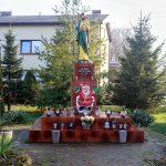 Dakowy Mokre – figura św. Józefa
