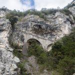 Droga do miejscowości Biacesa