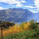 Górujący nad Jeziorem Garda Monte Baldo