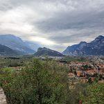 Monte Brione zasłania Jezioro Garda
